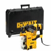DeWalt D25335K-QS SDS-Plus Gyorstokmányos ütvefúró beépített porelszívóval