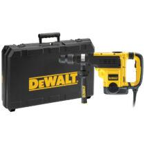 DeWalt D25721K-QS SDS-Max fúró-vésőkalapács kofferben