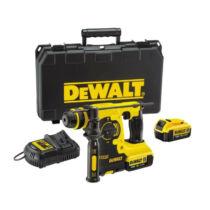 DeWalt DCH253M2-QW 18V XR SDS-Plus fúró-vésőkalapács pótakkuval kofferben