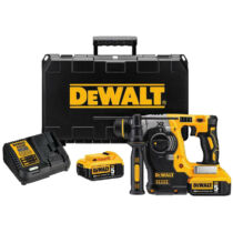 DeWalt DCH273P2-QW 18V XR Li-Ion fúrókalapács pótakkuval kofferben