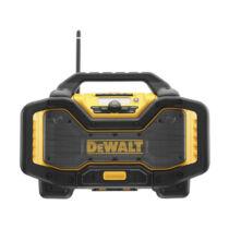 DeWalt DCR027-QW 10.8V-18V FM/AM rádió akku és töltő nélkül