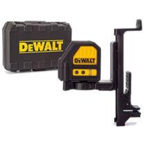 DeWalt DCE088NR-XJ 10.8V Piros keresztlézer kofferben