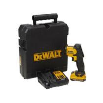 DeWalt DCT414D1-QW 10.8V XR Li-Ion infra hőmérő kofferben