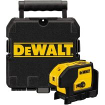 DeWalt DW083K-XJ 3 pontos önbeálló pontlézer