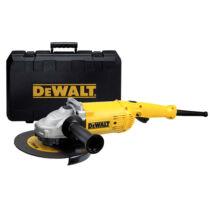 DeWalt DWE492KD-QS Sarokcsiszoló 2200W 230mm szett