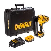 DeWalt DCN660P2-QW 18V XR 5.0Ah Li-Ion kefe nélküli szögező