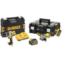 DeWalt DCK2055T2T-QW 2 gépes combopack 2 kofferrel