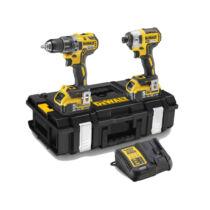 DeWalt DCK266P2-QW 18V XR 2 gépes combopack