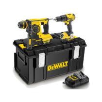 DeWalt DCK287M2-QW 18V XR Li-Ion 2 gépes combopack