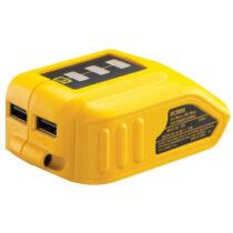 DeWalt DCB090-XJ USB töltőadapter XR akkumulátorokhoz