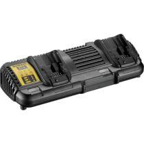 DeWalt DCB132-QW XR FLEXVOLT 10.8-18V kétportos akkumulátor töltő