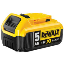 DeWalt DCB184-XJ 18V 5.0Ah XR Li-Ion akku