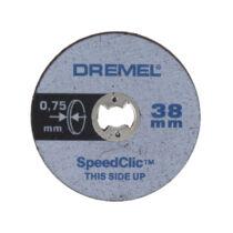 Dremel SC409 EZ SpeedClic vékony vágókorong - 5db