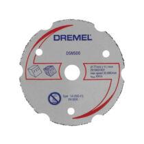 Dremel DSM500 DSM20 karbid vágókorong