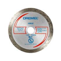 Dremel DSM540 DSM20 gyémánt padlólapvágó korong