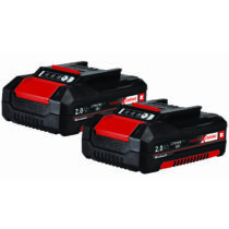 Einhell PXC-Twinpack 2,0 Ah akkumulátor