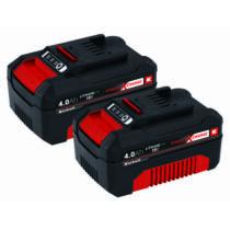 Einhell PXC-Twinpack 4,0 Ah akkumulátor