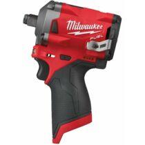 Milwaukee M12 FIWF12-0 Akkus ütvecsavarozó akku nélkül