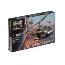 Revell Bell UH-1H Gunship 1:100 (4983)