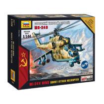 Zvezda Mil-24 VP Mini kits modern 1:144 (7403)