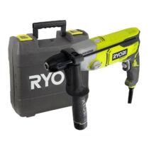 Ryobi RPD1010-K 1010W Kétsebességes ütvefúró kofferben