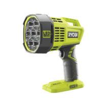Ryobi R18SPL-0 18V LED-es nagy teljesítményű reflektor akku és töltő nélkül