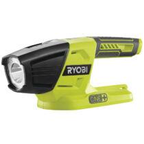 Ryobi R18T-0 18V LED lámpa akkumulátor és töltő nélkül