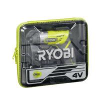 Ryobi ERGO 4V Csavarozó kofferben