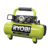 Ryobi R18AC-0 18V Kompresszor akku és töltő nélkül