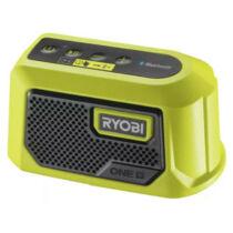 Ryobi RBTM18-0 18V Mini Bluetooth hangszóró - akku és töltő nélkül