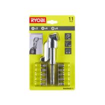 Ryobi RAKRAD11 Sarokcsavarozó adapter bitekkel