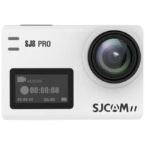 SJCAM SJ8 Pro 4K/60fps sportkamera fehér