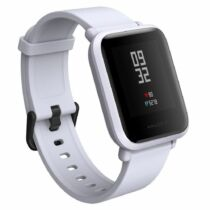 Mi Amazfit Bip smart watch, White Cloud