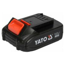 Yato YT-82842 Akkumulátor 18 V 2,0 Ah Li-ion