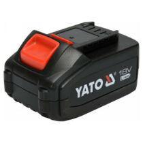 Yato YT-82844 Akkumulátor 18 V 4,0 Ah Li-ion