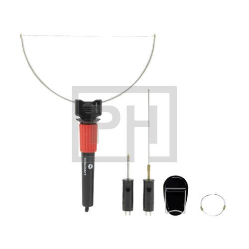 Toolcraft 1367472 3in1 Hungarocell vágó, nikecell, polisztirol habvágó