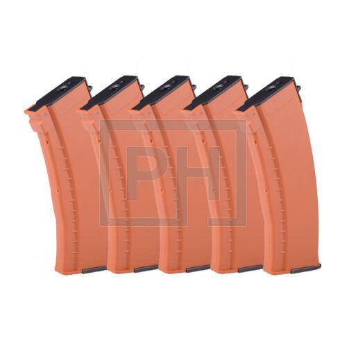E&L AK74 Mid-cap tár 5db //120bb - bakelit