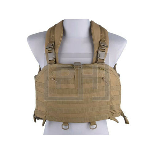 Navigator chest rig - tan