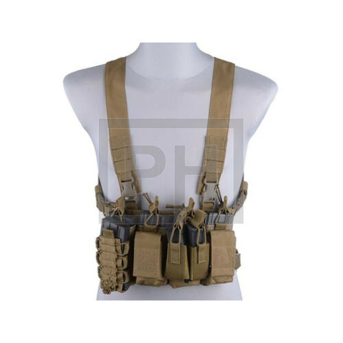 Fast chest rig - tan