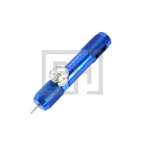 PPS Co2 adapter PSI nyomásmérővel