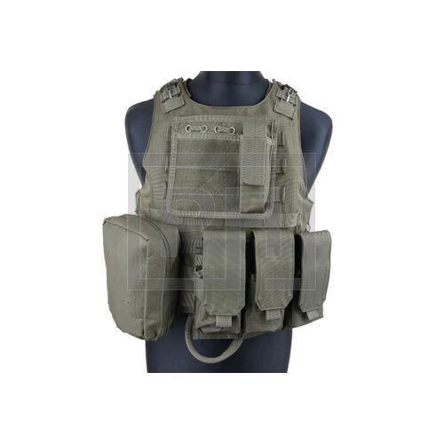 FSBE taktikai mellény - olive