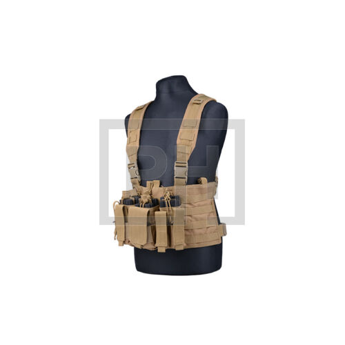 Scout chest rig - tan