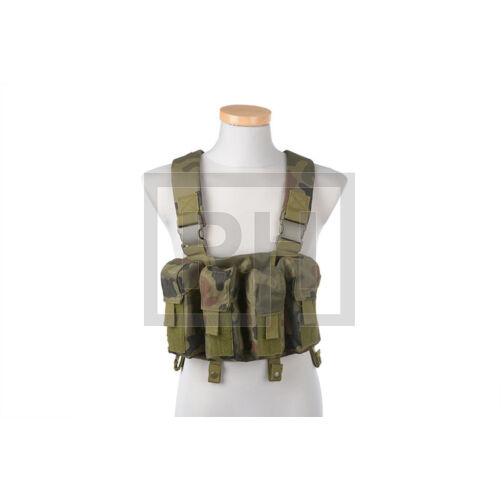 AK fix chest rig - lengyen woodland