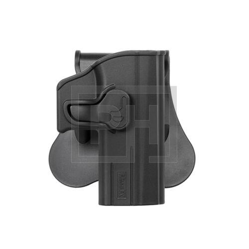 CZ P-07, P-09 pisztoly tok - fekete