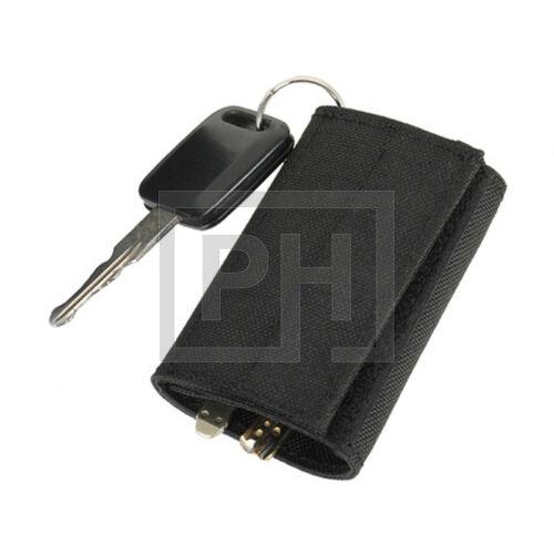 Kulcstartó - Fekete