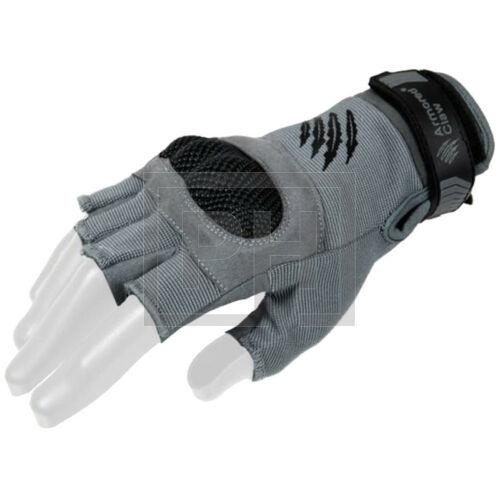 Armored Claw Shield Cut Hot Weather taktikai kesztyű - szürke