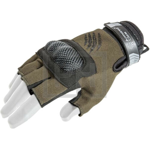 Armored Claw Shield Cut Hot Weather taktikai kesztyű - olive