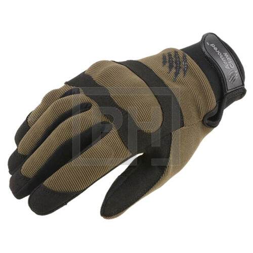 Armored Claw Shield Flex taktikai kesztyű - olive drab