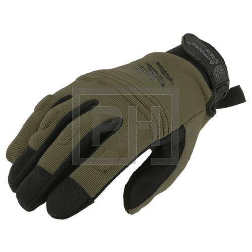 Armored Claw CovertPro taktikai kesztyű - olive