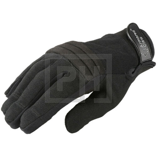 Armored Claw Direct Safe™ Puncture-Resistant taktikai kesztyű - fekete
